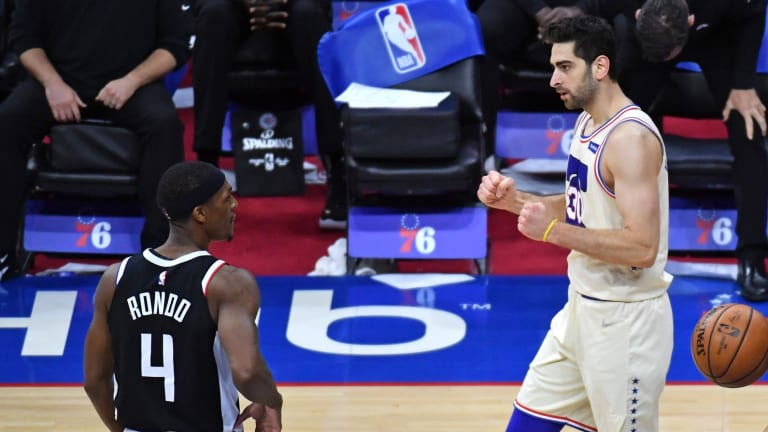 Furkan Korkmaz Hopes to Remain With Sixers as Free Agency Approaches