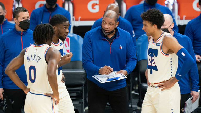 Doc Rivers Hints at a Deep Playoff Rotation for Sixers