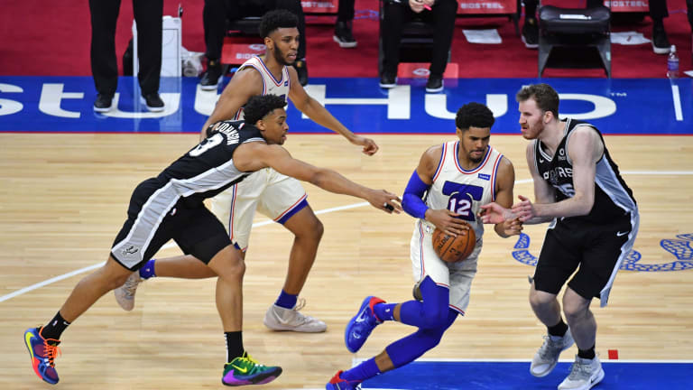 Sixers vs. Spurs: How to Watch, Live Stream & Odds for Sunday