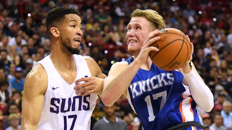 Former Sixers Trade Acquisition Ignas Brazdeikis Lands With Orlando Magic