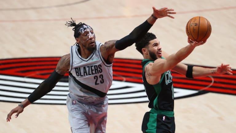 Pregame: How Can The Blazers Cool Down Jayson Tatum?