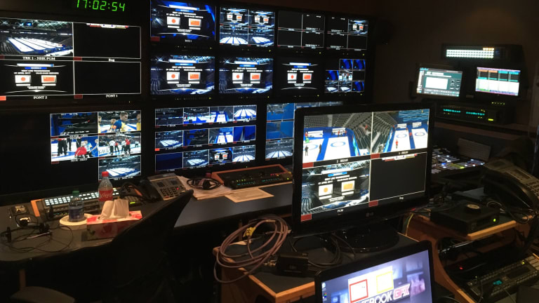 COVID-19 Positives Affect Curling Broadcast Crew