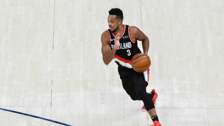 Blazers Flash Peak Form Against Celtics For Fourth-Straight Win