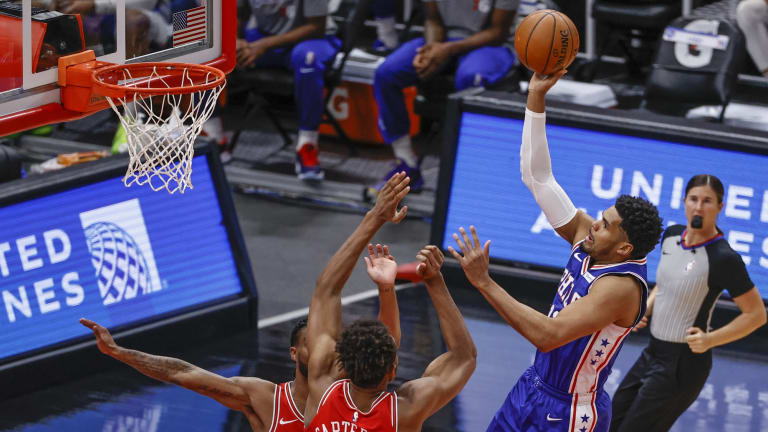 Sixers vs. Bulls: How to Watch, Live Stream & Odds for Monday Night