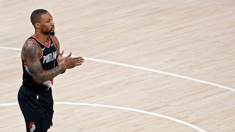 Portland Needs To Rest Damian Lillard Against Cleveland
