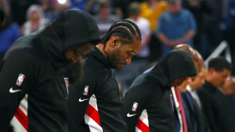 Kawhi Leonard Donating Portion of NBA YoungBoy 'Culture Jam' Collaboration to Mamba and Mambacita Foundation
