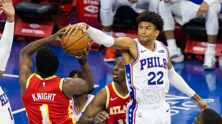 Sixers' Matisse Thybulle Deserves Some Credit for Ben Simmons' Defensive Success