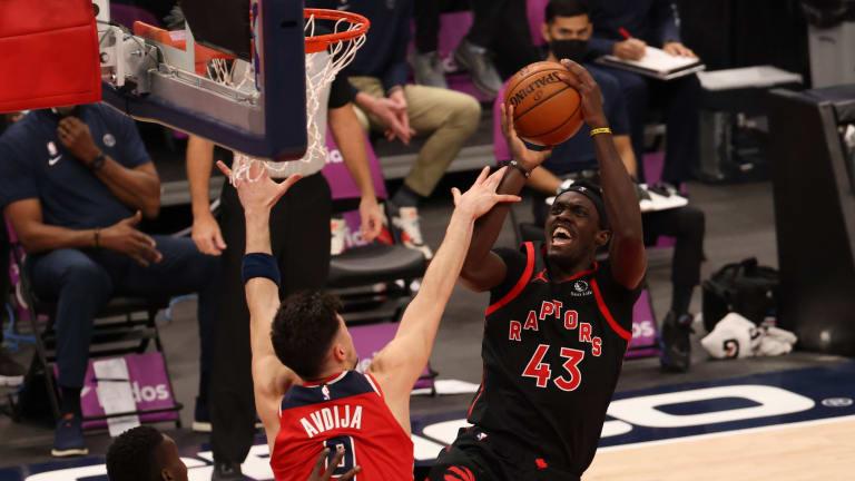 Raptors Favoured in Do-or-Die Game Vs. Wizards
