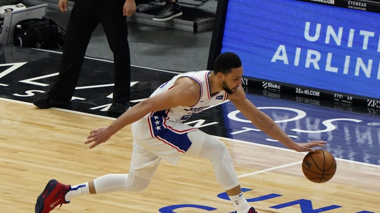 Doc Rivers Focused on Sixers Winning, Not Ben Simmons' Shooting