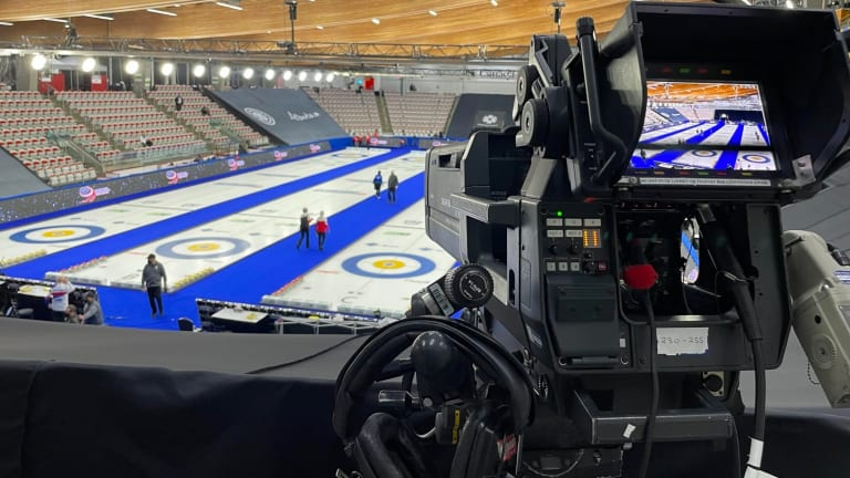 World Curling Broadcasts Are Back