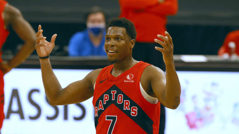 It's a Shame Kyle Lowry Isn't Making a Difference on a Playoff Team