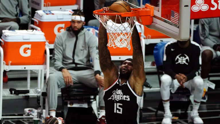DeMarcus Cousins is Halfway Through Clippers' Playbook