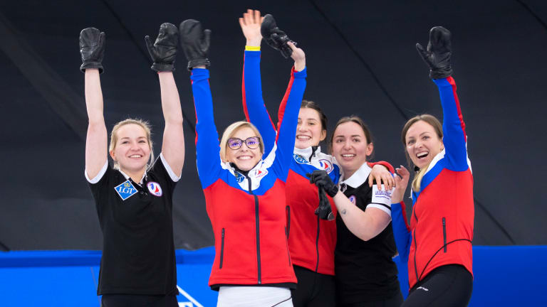RCF Continue Curling Impact, Face Swiss in World Final