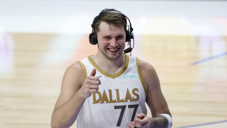 FIVE GAMES LEFT: Dallas Mavs vs. Cleveland Cavaliers GAMEDAY
