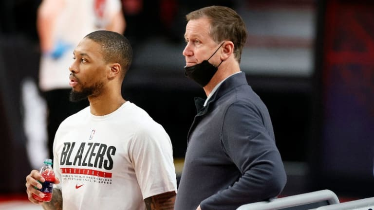 Terry Stotts On Blazers' Coaching Rumors: 'It's That Time Of Year'