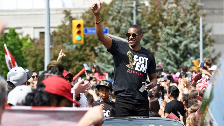 Raptors Open at 50/1, 16th-Best Odds for 2022 NBA Title