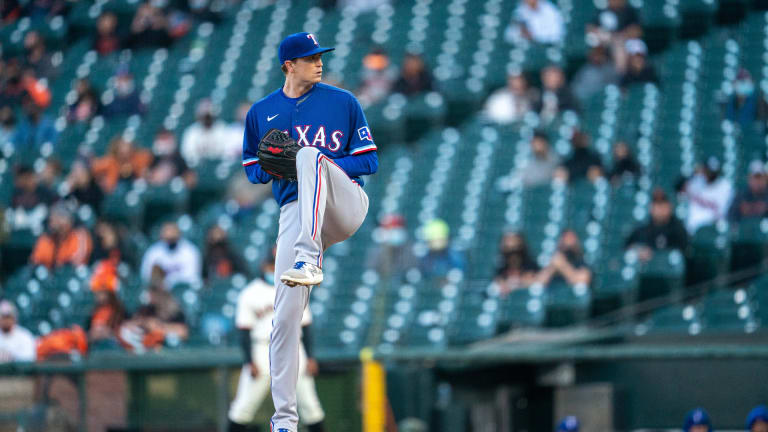 'Just One Of Those Nights': Rangers Back Under .500, Fall to Giants
