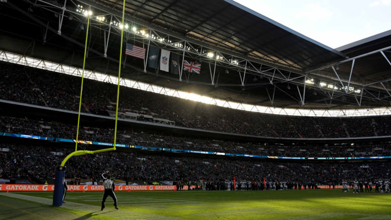 Which Teams Make Sense for the Jaguars To Host in London in 2021?