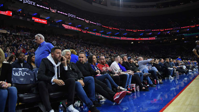 Philadelphia 76ers to Increase Fan Capacity for NBA Playoffs
