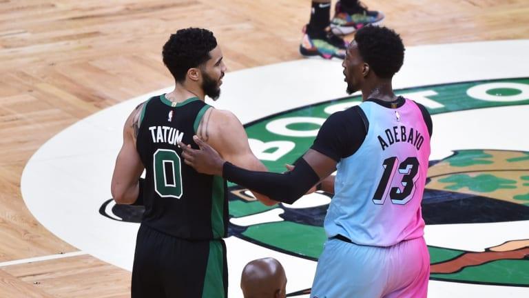 Miami Heat at Boston Celtics Preview