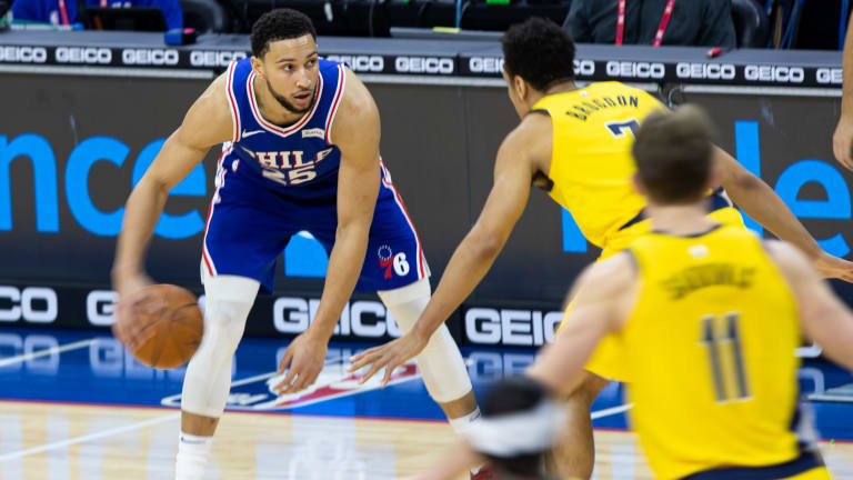 76ers vs. Pacers: How to Watch, Live Stream & Odds for Tuesday