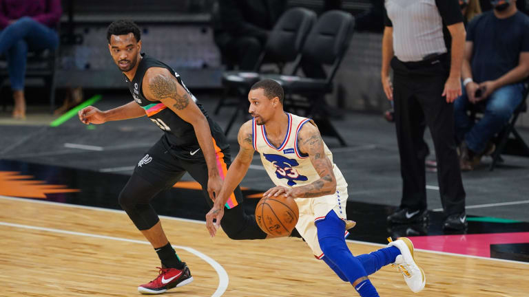 George Hill Looks Forward to Facing Hometown Pacers With Sixers
