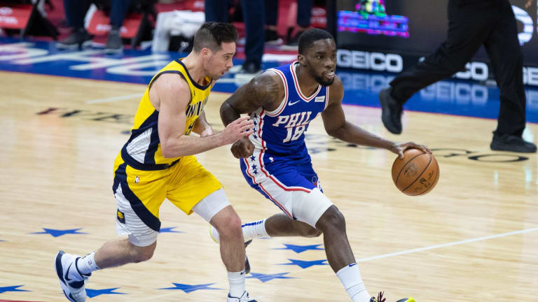 76ers' Shake Milton Won't Play vs. Pacers on Tuesday