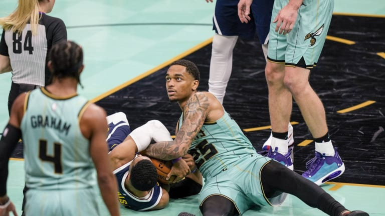 Feisty Charlotte Hornets back into clinching berth in play-in tournament
