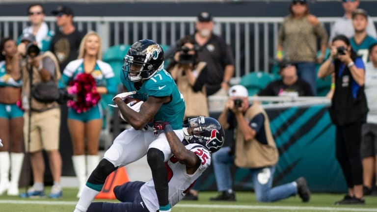 Jaguars Set To Travel to Houston To Play Texans in Week 1