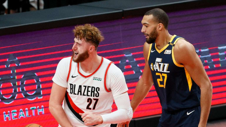 Pregame: The Jazz Won't Go Quietly Without Donovan Mitchell and Mike Conley