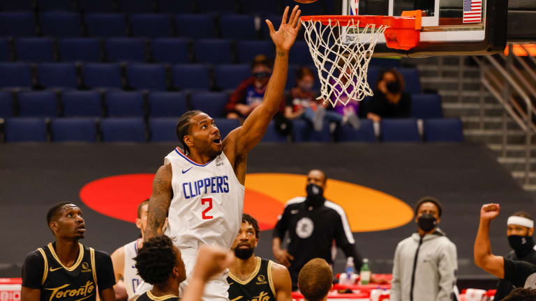 LA Clippers Co-Favorites to Win NBA Championship, According to FiveThirtyEight
