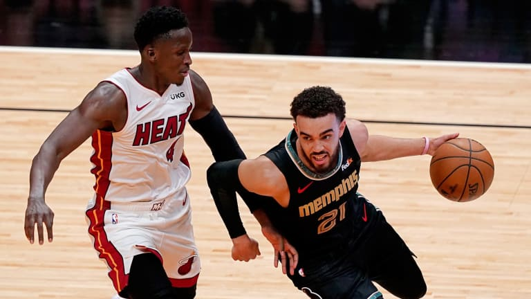 Miami Heat's Victor Oladipo Out For Remainder of the Season