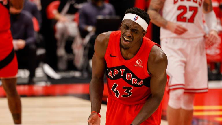Raptors Resting All Their Stars in Pivotal Lottery Odds Game vs. Bulls