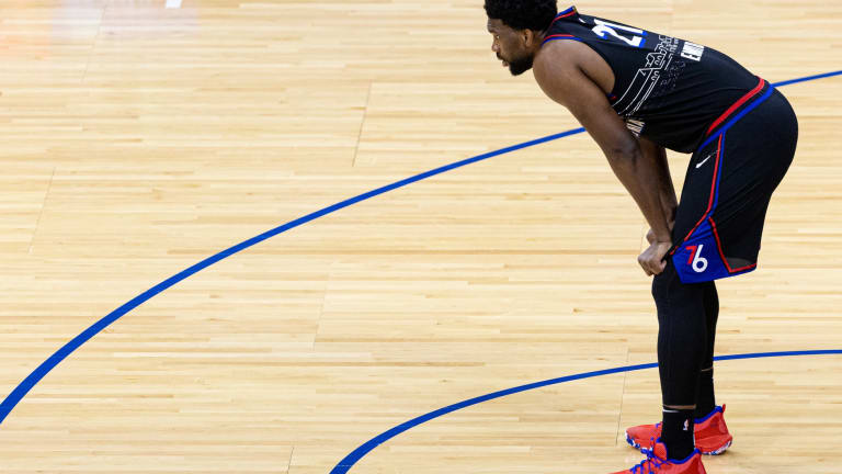 Sixers Star Joel Embiid Could Miss Second-Straight Game vs. Miami Heat