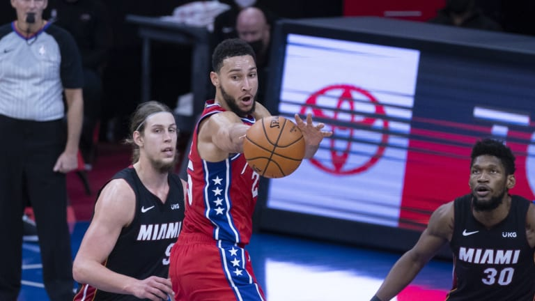 Sixers vs. Heat: How to Watch, Live Stream & Odds for Thursday