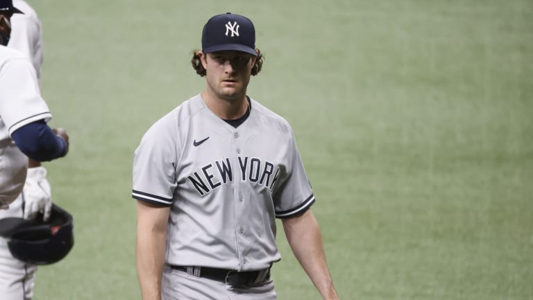 'Absolute Bulldog': Gerrit Cole Has Been Everything the Yankees Need and More