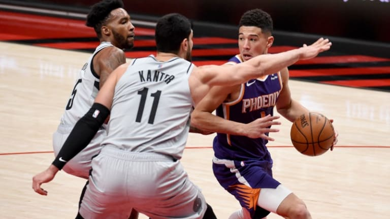 Pregame: Peaking Blazers Meet Laboring Suns On Second Leg Of Back-To-Back