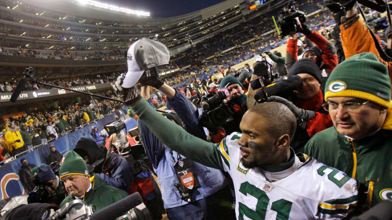 Charles Woodson: Why Super Bowl win, not Canton, is my most important achievement
