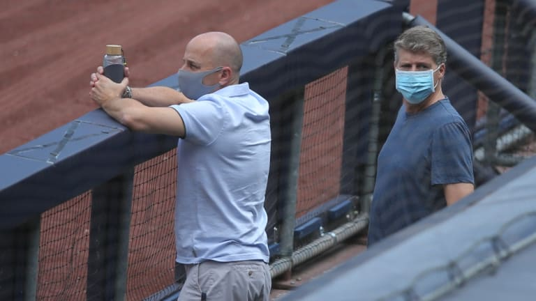 Brian Cashman Stresses 'The Vaccine is Working' Amid Yankees' Outbreak