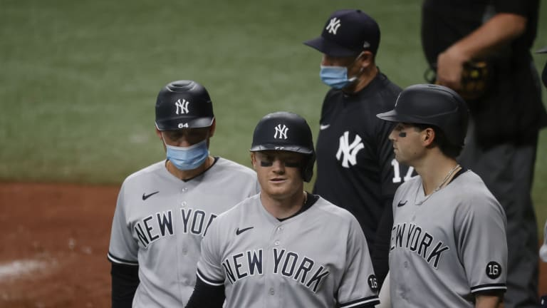 Clint Frazier's Frustrations Boil Over, Gets Ejected For First Time in Career