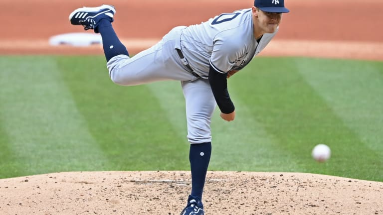 Why Jameson Taillon is Gaining Momentum With the Yankees This Season