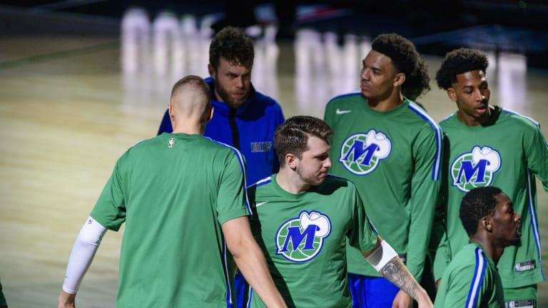 Playoffs Seeding - And Luka & Porzingis Health - On The Line: Dallas Mavs vs. Raptors GAMEDAY