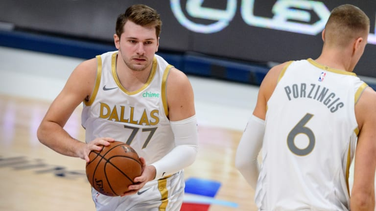 Mavs Step Back LIVE: NBA Standings Predictions - Then Doncic And Dallas In Playoffs