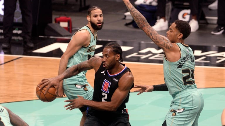 Three Takeaways from the LA Clippers' Win over the Charlotte Hornets