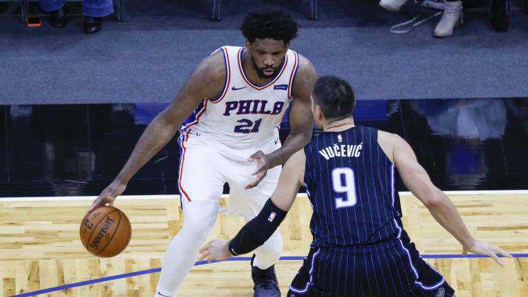 Philadelphia 76ers: Joel Embiid in, Matisse Thybulle Out vs. Magic