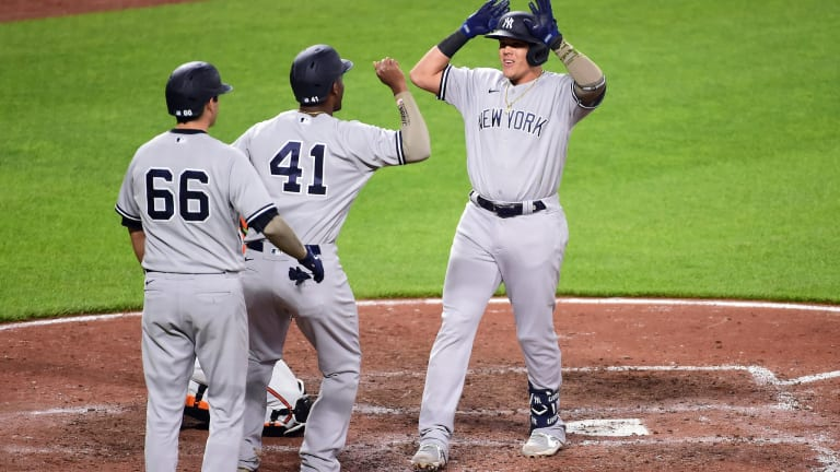 This Contribution From the Yankees' 'Glue Guy' Won't Go Unnoticed