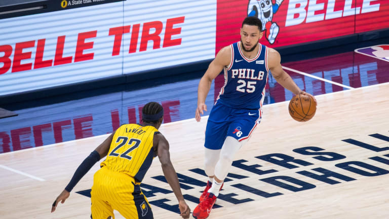 Ben Simmons and Sixers are Ready for Whoever in 2021 NBA Playoffs