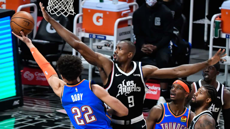 LA Clippers vs. Oklahoma City Thunder: Preview, How to Watch and Betting Info