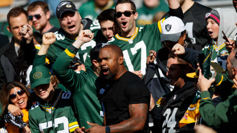 """Charles Woodson on Rodgers/Packers saga: """"I can see there being a trade"""""""
