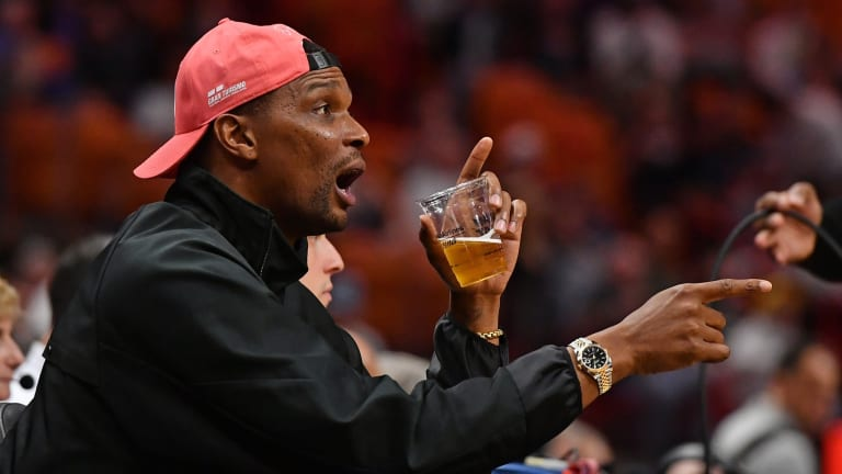 Former Miami Heat Player Chris Bosh Elected to Basketball Hall of Fame